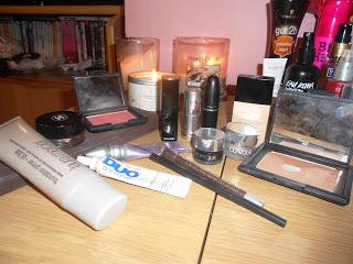 Packing for Paris: The Makeup Edit