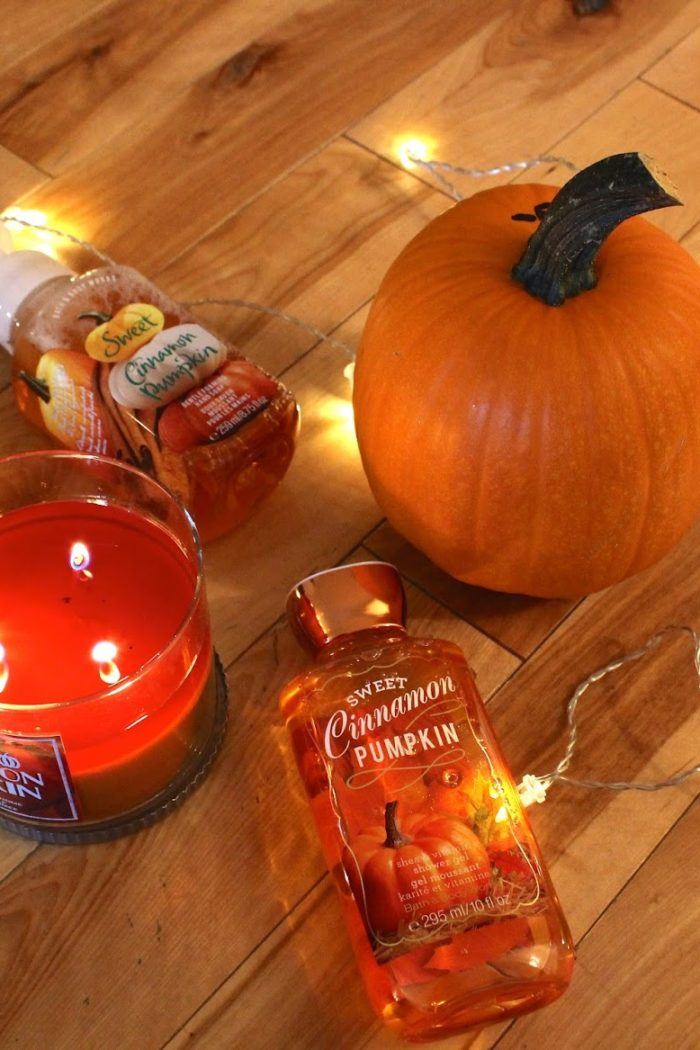 Fall at Bath and Body Works
