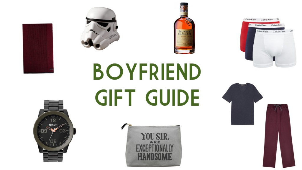 what to buy your boyfriend for christmas