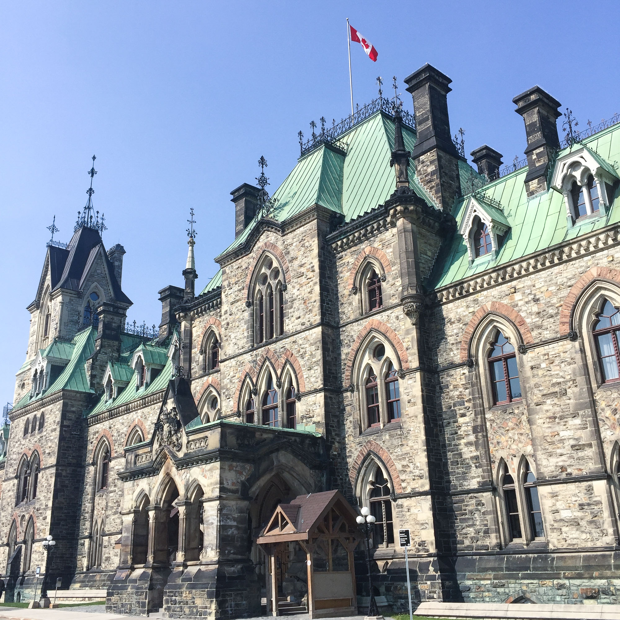 canadian houses of parliament 1