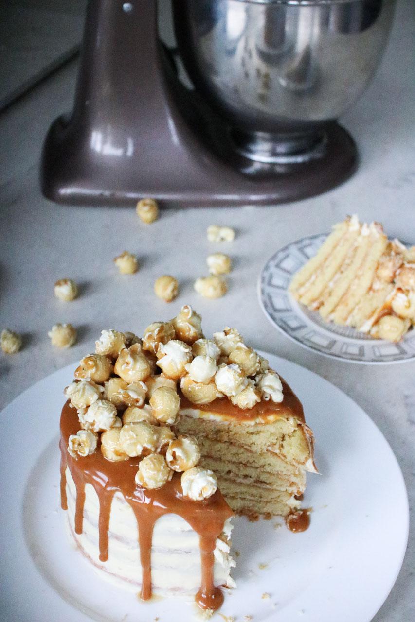 salted caramel drip cake recipe 2