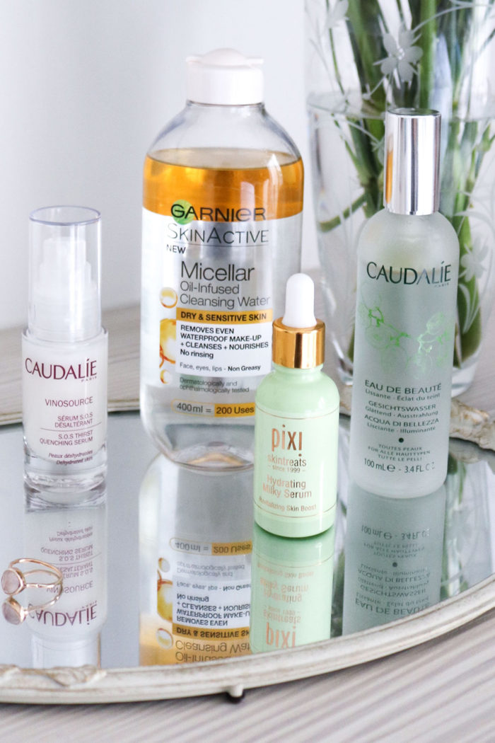 An affordable skincare update