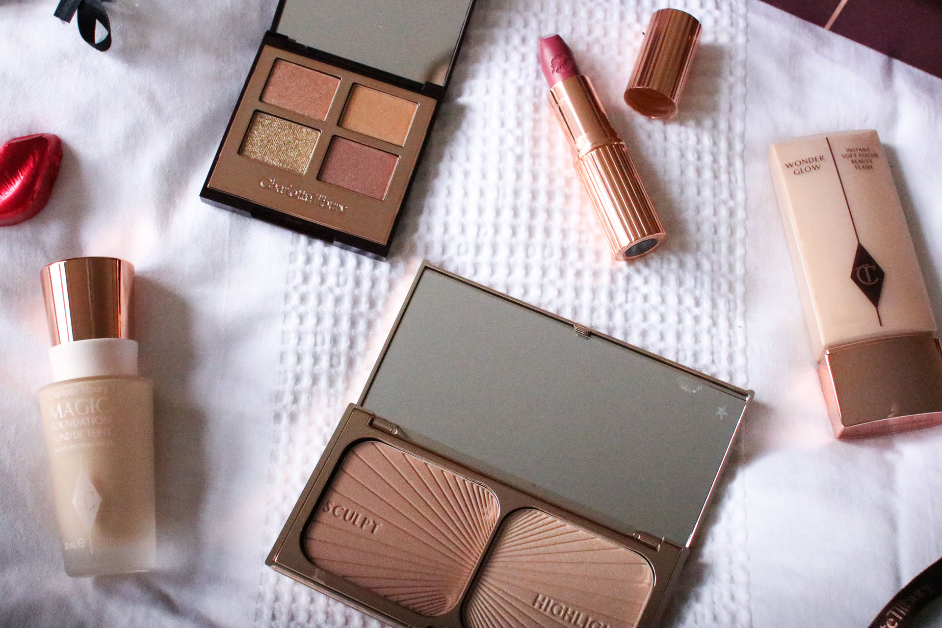 charlotte tilbury dreamy look review