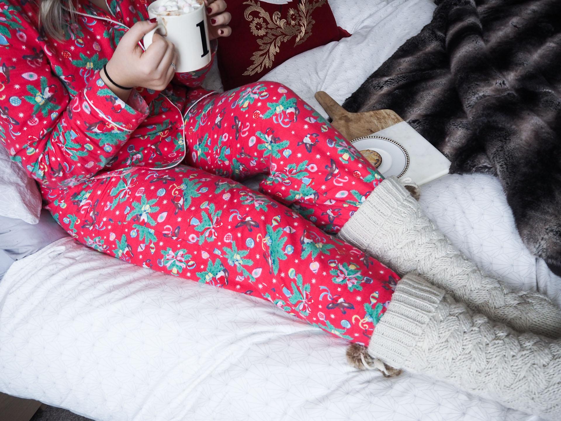 christmas pyjamas cath kidston festive
