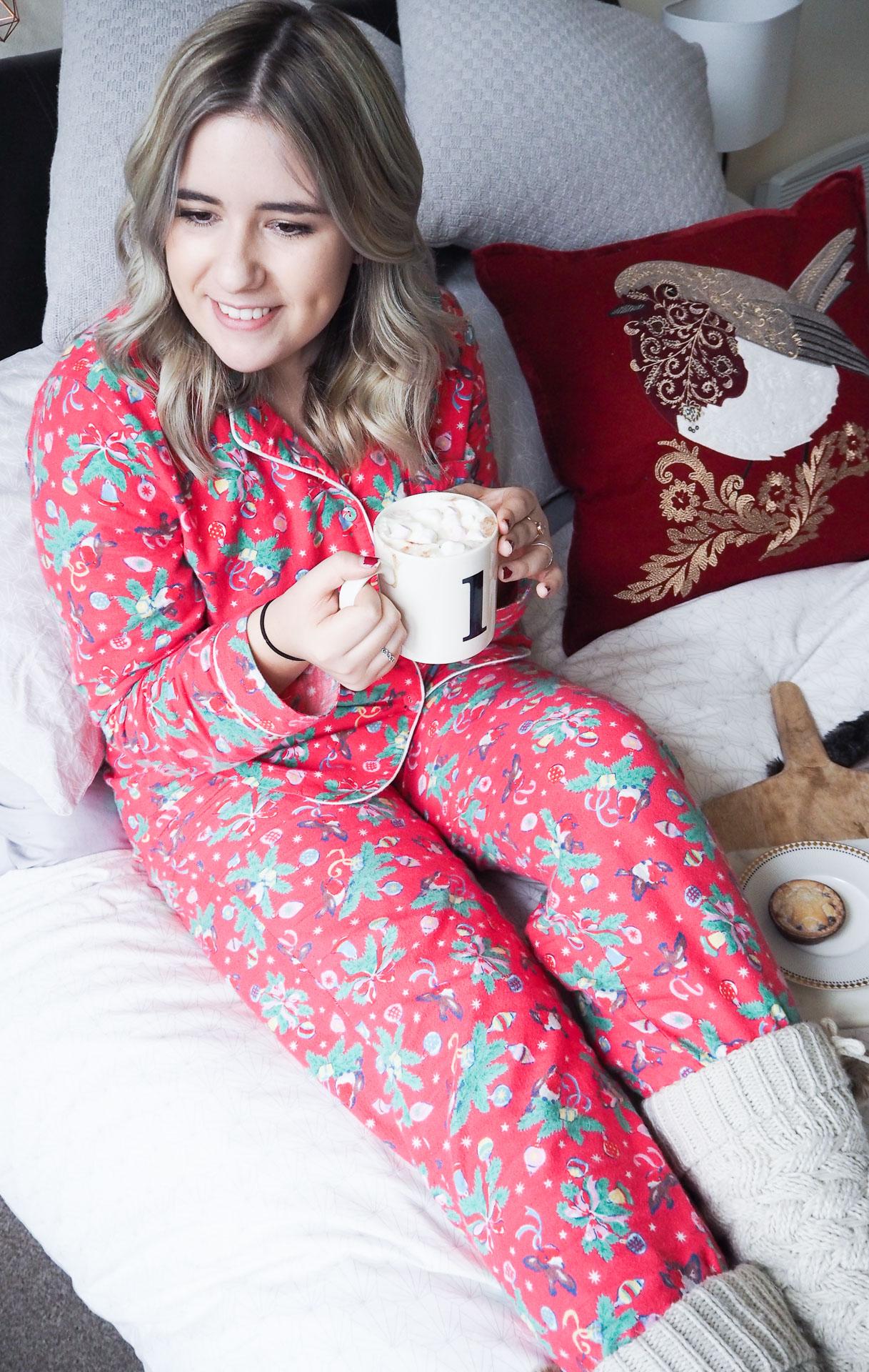christmas pyjamas 2016
