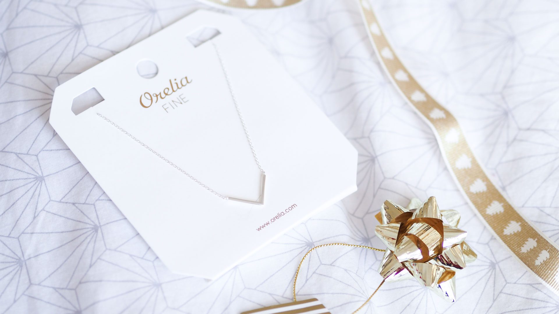 Orelia jewellery gift. christmas gifts for her