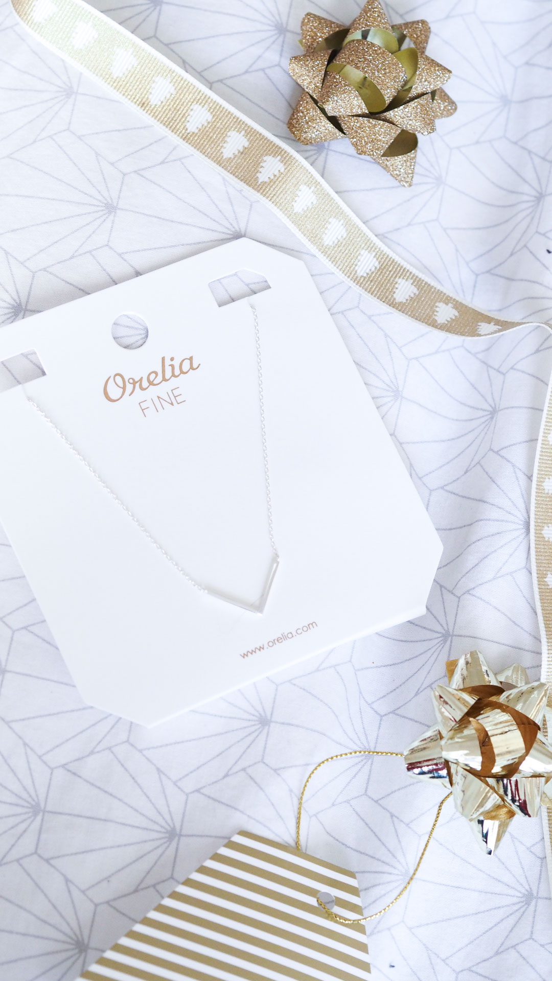 Orelia jewellery gift christmas. gifts for her