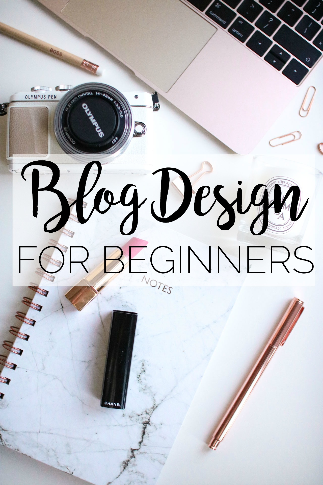 blog design tips for beginners