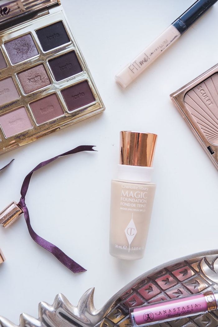 My Current Makeup Favourites