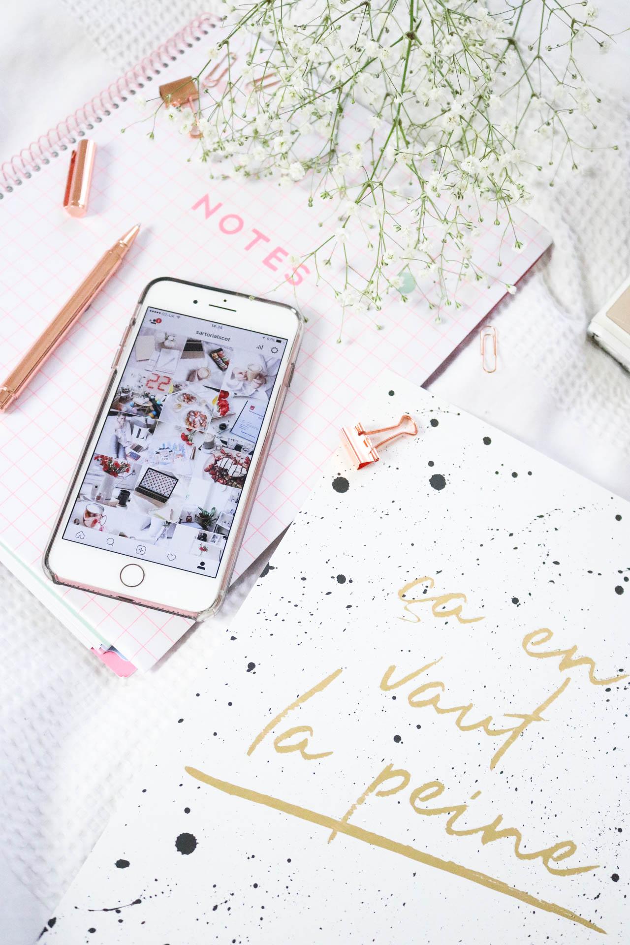 dissertation on instagram, fashion bloggers on instagram