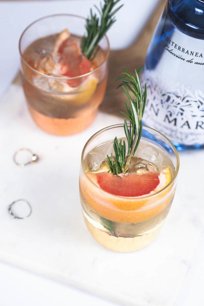 My Favourite Gin + Tonic Serve