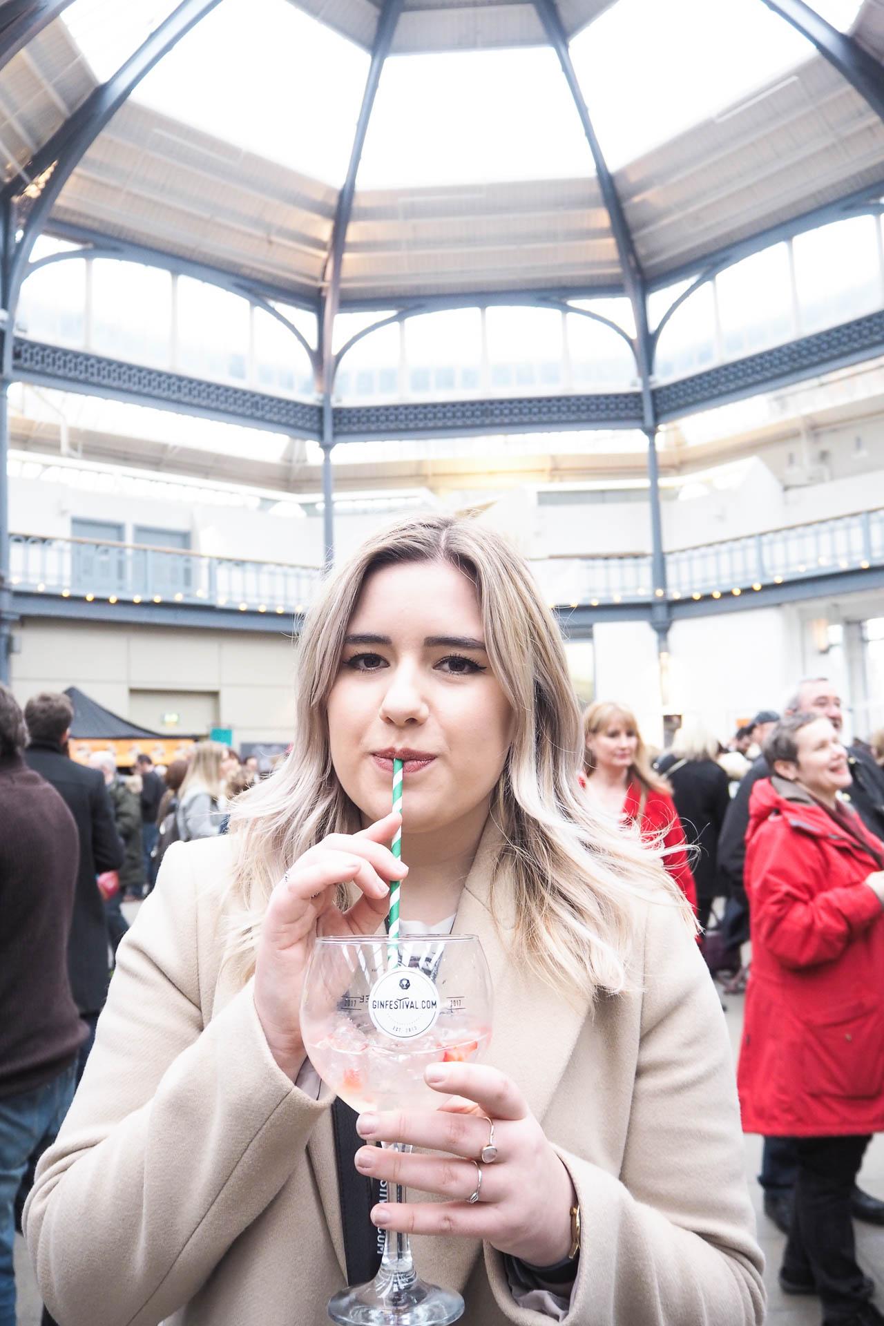 gin festival glasgow