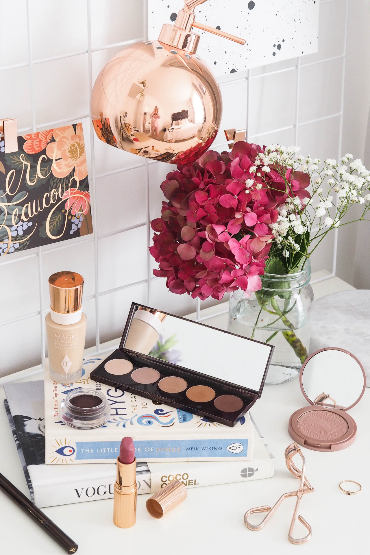 autumn makeup updates - how i'm changing up my makeup this fall