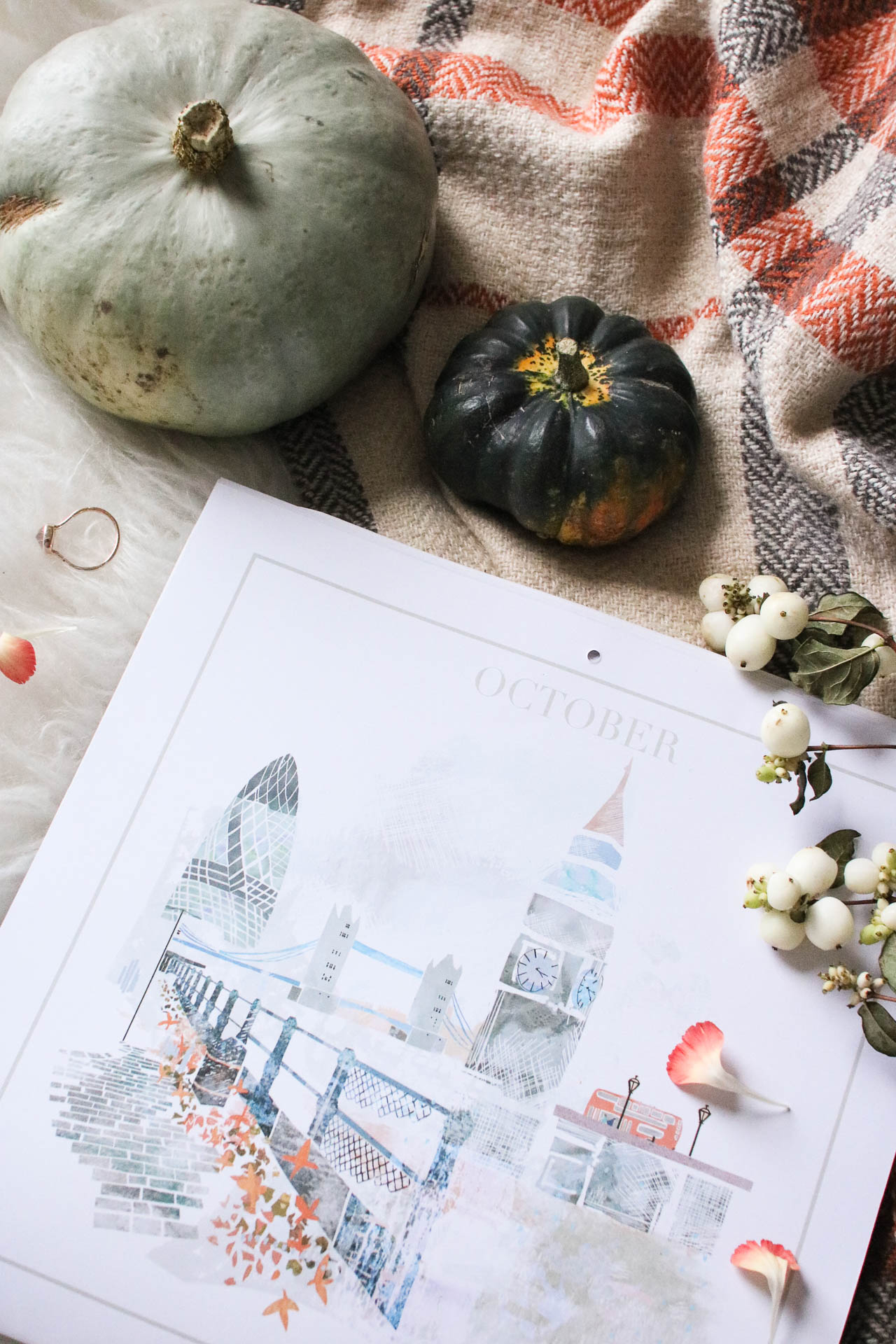 October goals - my plans and aims for this month