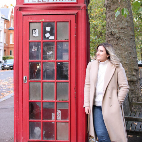 living in london: first impressions
