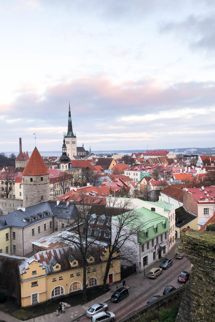 Travel guide: Tallinn, Estonia