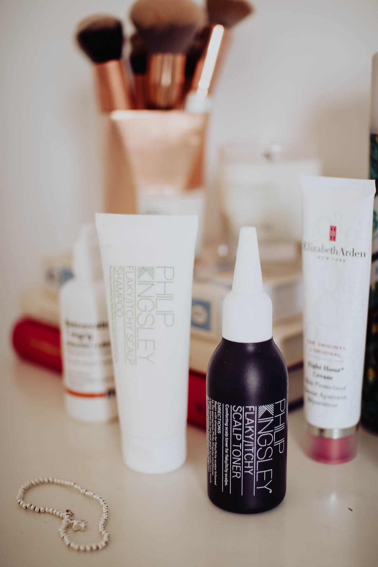 products for an irritated scalp