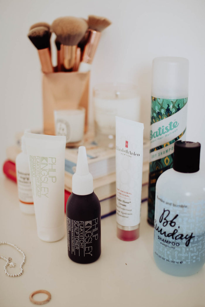 The best hair products for a misbehaving scalp.